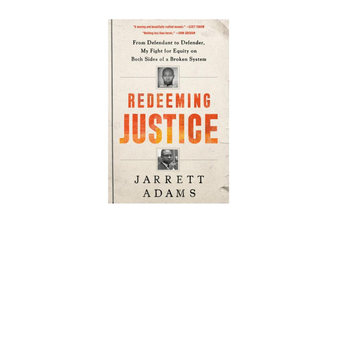 Redeeming Justice by Jarrett Adams to be released Sept 14th